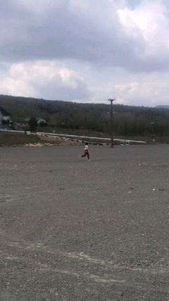 バラギ高原は走るコースがいっぱい!