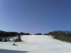 パルコール嬬恋スキー場のゲレンデ